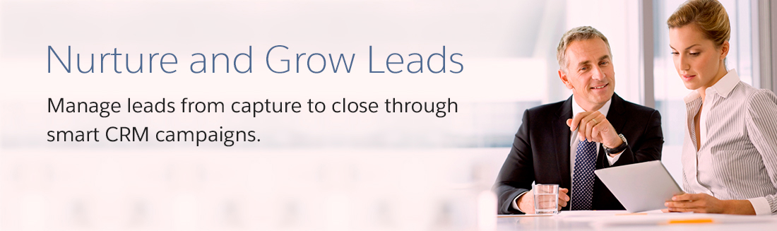 Nurture and Grow Leads