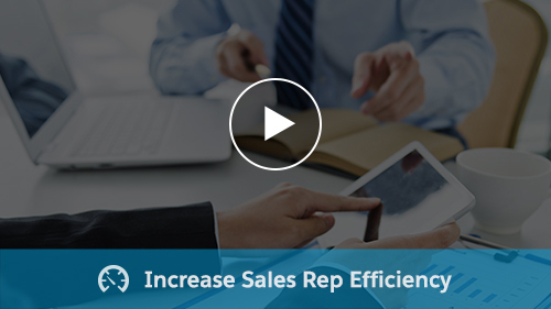 Inceasing your sales reps sales-time