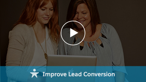Converting Leads in Sales Cloud