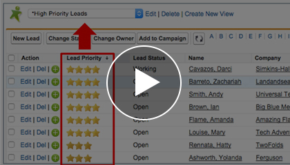 Organize Leads for Success