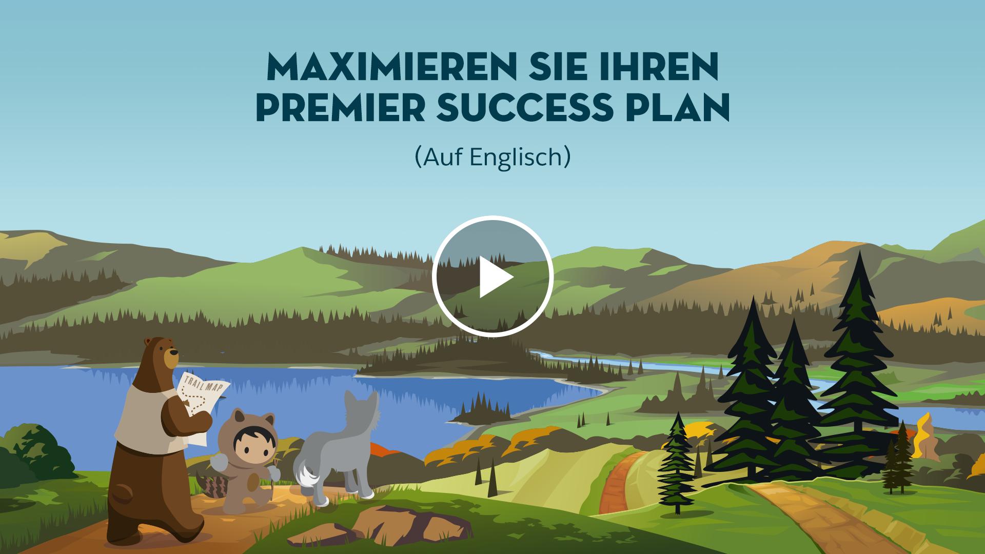 Maximieren Sie Ihren Premier Success Plan (Auf Englisch)