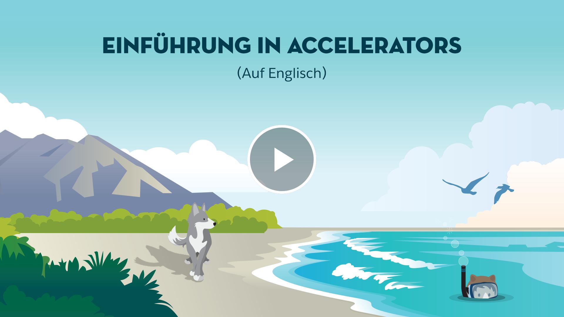 Einführung in Accelerators (Auf Englisch)