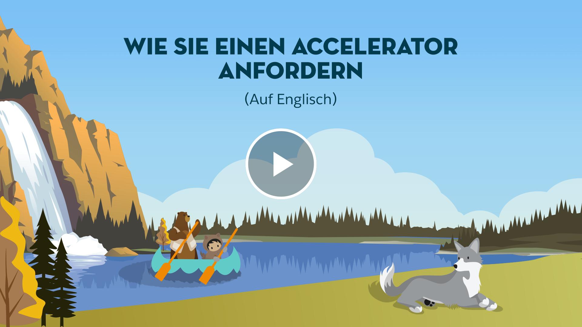 Wie Sie einen Accelerator anfordern (Auf Englisch)