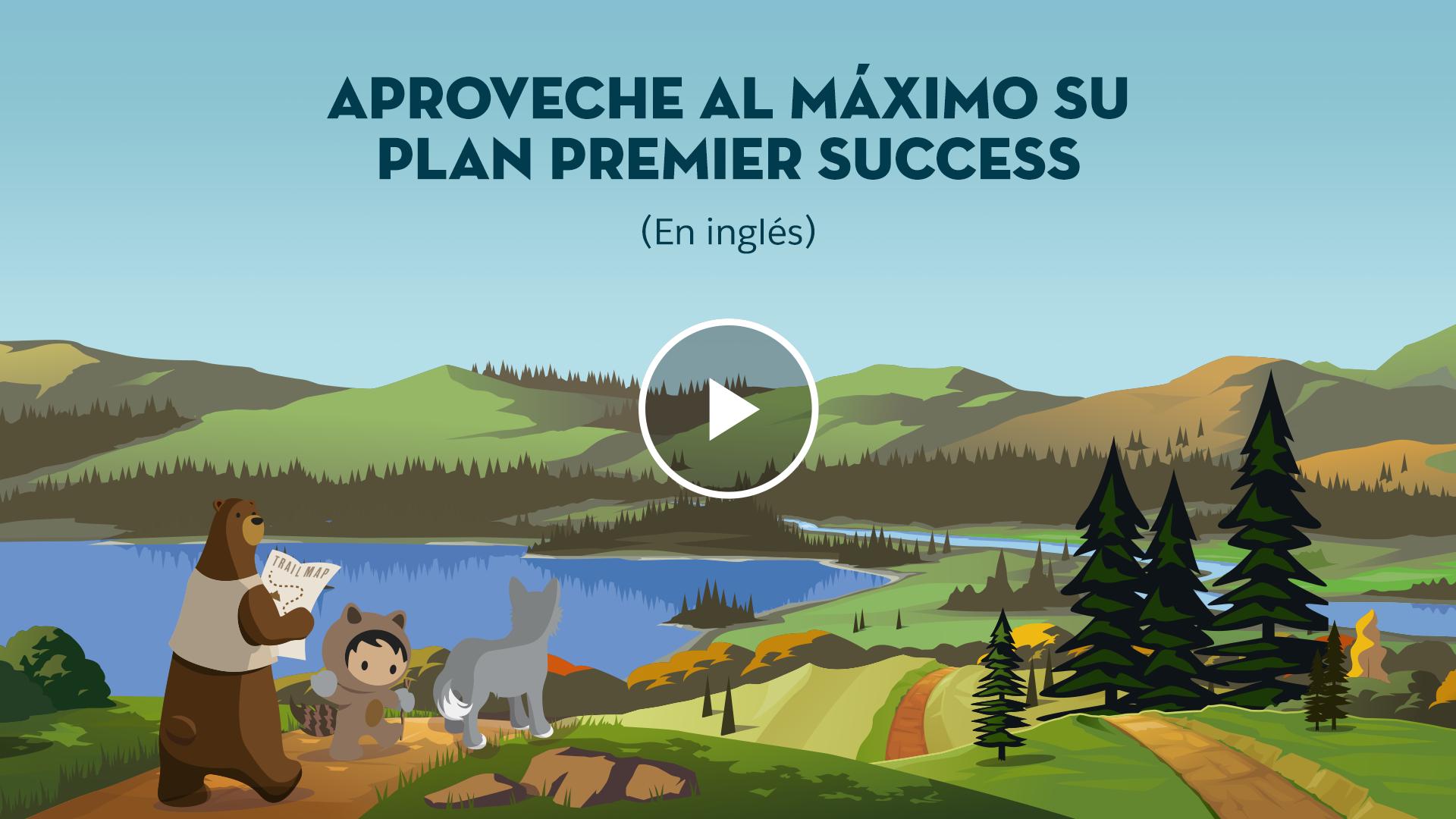 Aproveche al máximo su plan PremierSuccess (En inglés)