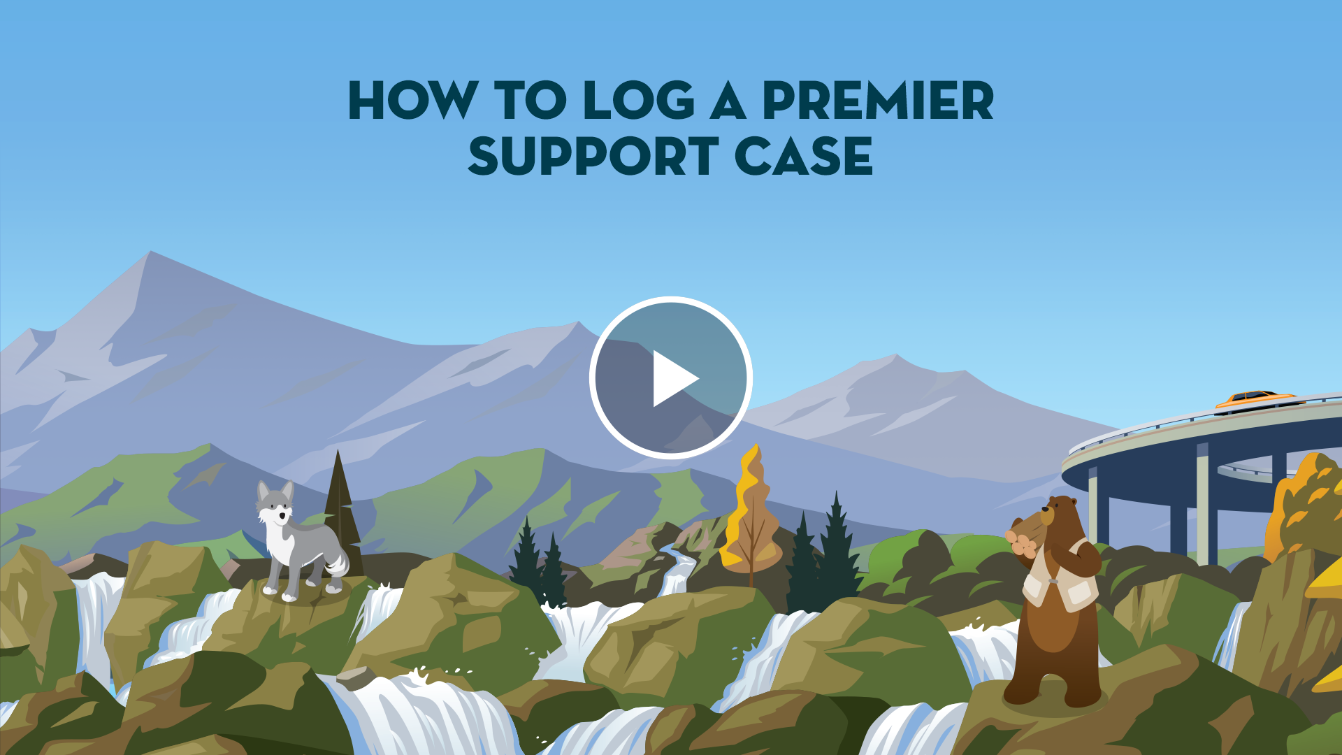 How to Log a Premier Support Case