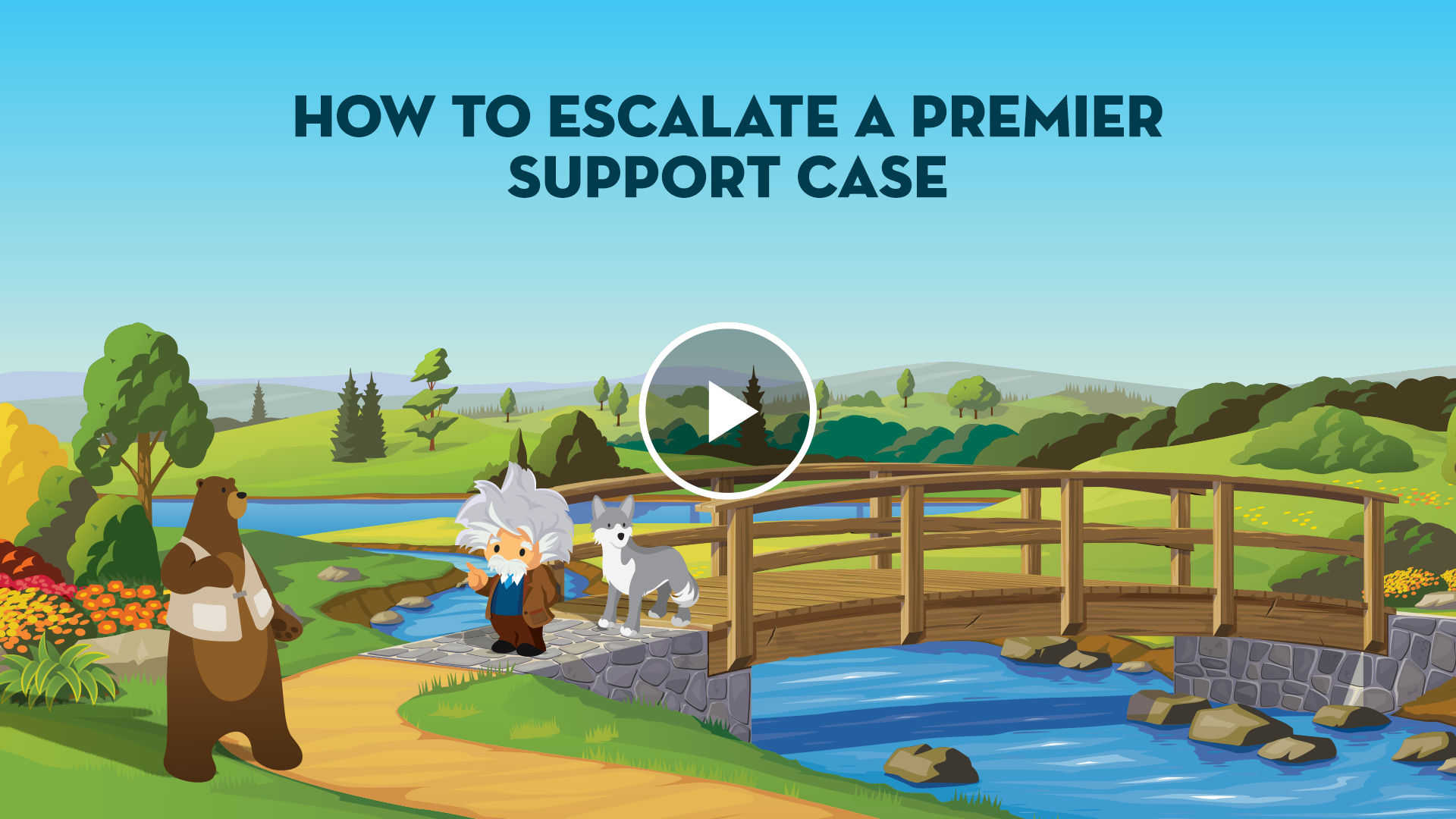 How to Escalate a Premier Support Case.