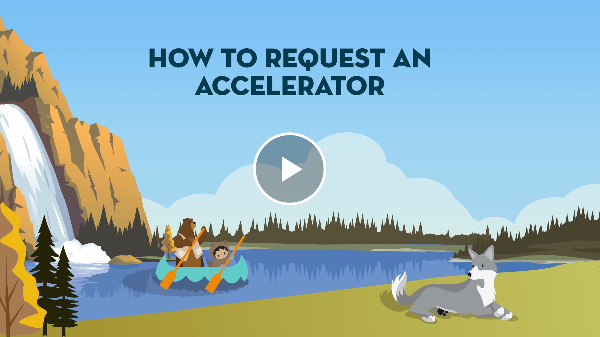 How to Request a Premier Accelerator