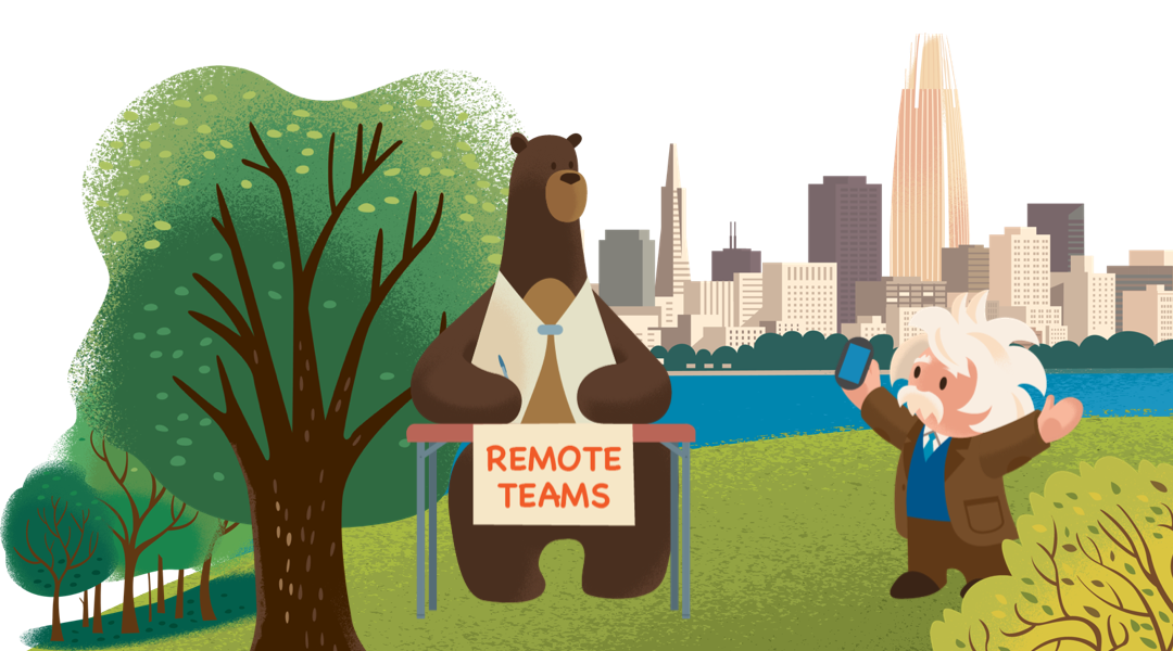 Keep Remote Teams Productive with Targeted Data Access